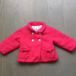 Jacadi sweater jacket size 12m